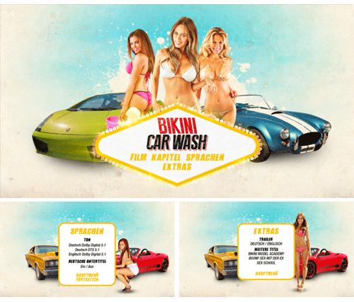 """01/2016 """"Bikini Car Wash"""" . Komödie . USA . 2015"""