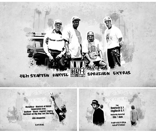 """01/2016 """"N.W.A. & Eazy E – Kings of Compton"""" . Dokumentation . USA . 2015"""