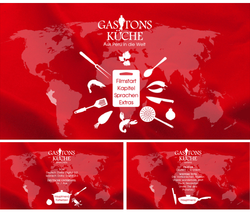 "02/2016 ""Gastons Küche"" . Dokumentation . Peru . 2014"