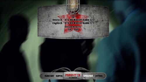 """05/2016 """"Projekt 12 – Der Bunker"""" . Science Fiction / Action . USA . 2015"""