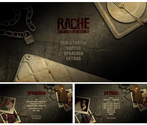 "06/2016 ""Rache – Bound to Vengeance"" . Horror . USA . 2015"