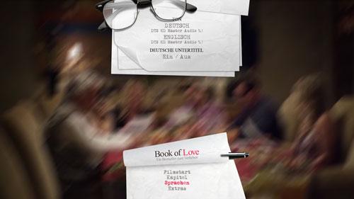 """07/2016 """"Book of Love"""" . Komödie . USA . 2014"""