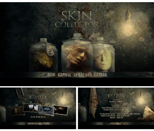 "07/2016 ""Skin Collector"" . Horror . USA . 2012"