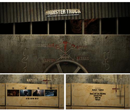 """10/2016 """"Monster Truck"""" . Horror . USA . 2014"""