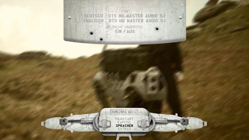 """01/2017 """"Machine Wars"""" . SciFi . England"""