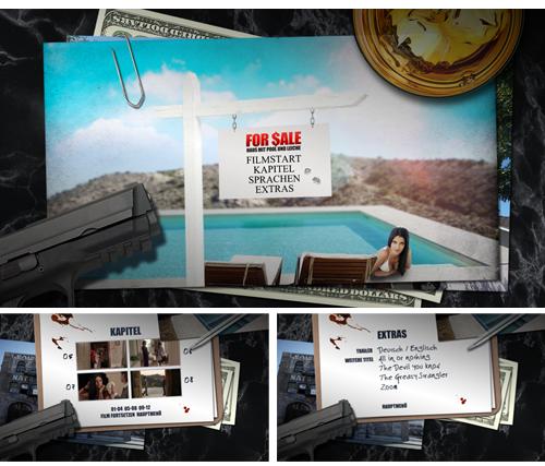 04/2017 For Sale – Haus mit Pool und Leiche . Thriller . USA