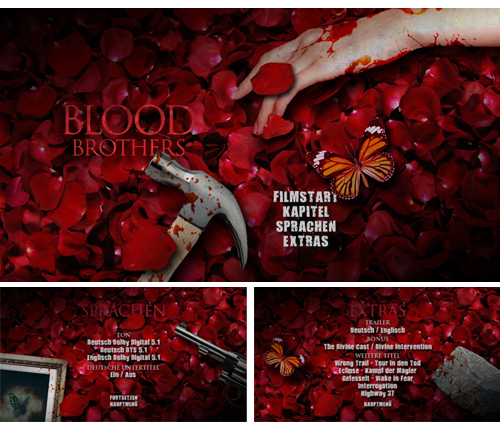 06/2017 Blood Brothers . Horror . USA