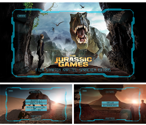 07/2018 The Jurassic Games