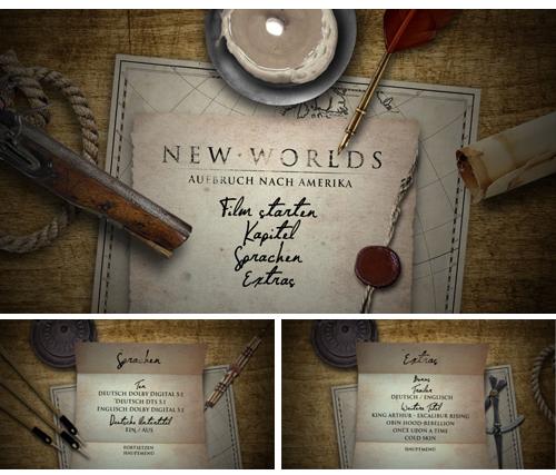 10/2018 New Worlds – Aufbruch nach Amerika