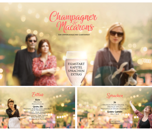 12/2018 Champagner & Macarons