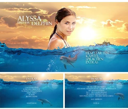 05/2019 Alyssa und ihr Delphin