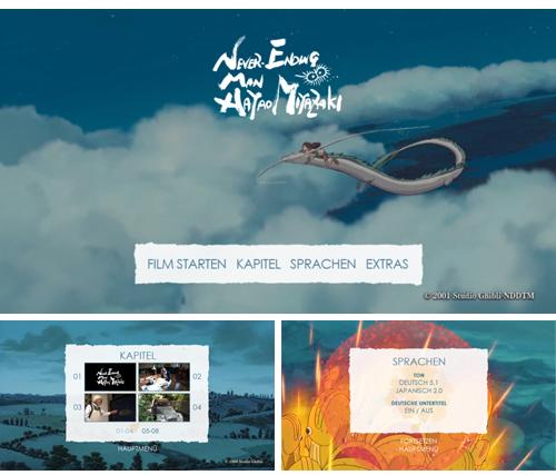 06/2019 Never Ending Man – Hayao Miyazaki